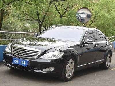 2007年4月 奔驰 奔驰S级(进口) S 600图片