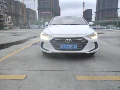 未上牌 现代 领动 1.6L 自动智炫・豪华型图片