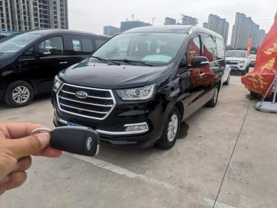 2017年9月 江淮 瑞风M4 1.9T 柴油 手动豪华型图片