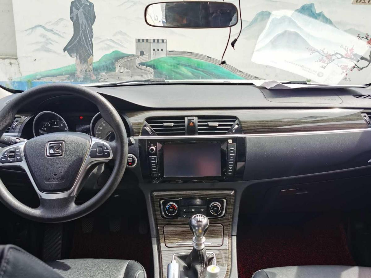 众泰 T600  2019款 运动版 1.5T 手动尊享型图片