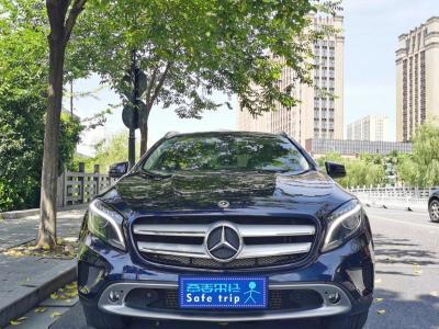2017年6月 奔驰 奔驰GLA GLA 200 时尚型图片