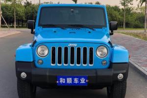 2018年10月 Jeep 牧马人  3.0L Sahara 四门舒享版Mopar限量典藏版图片