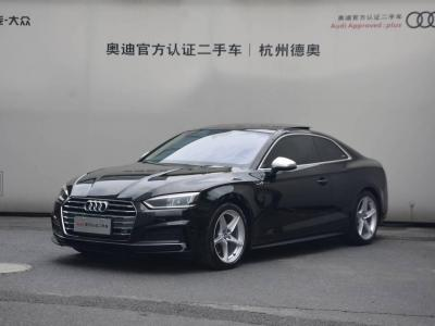 2019年6月 奥迪 奥迪A5(进口) Coupe 40 TFSI 时尚型图片