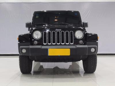 2018年8月 Jeep 牧马人(进口) 3.0L Sahara 四门舒享版图片