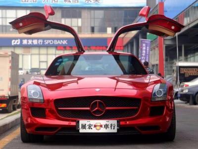 奔驰 SLS级AMG SLS AMG图片