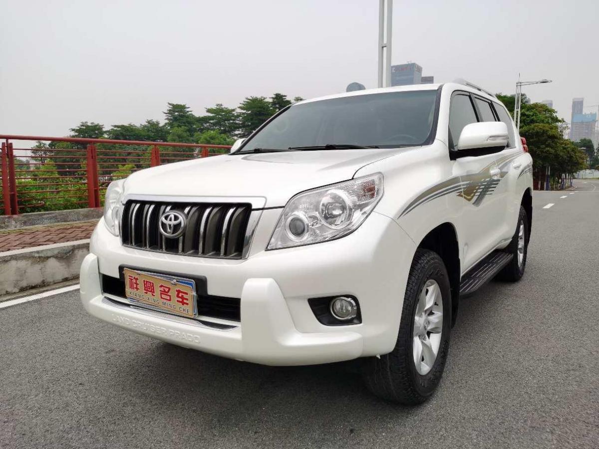 2012年5月 丰田 普拉多(进口) 2.7L 自动豪华版图片