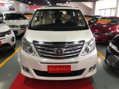 2014年12月 丰田 埃尔法(进口) 3.5L 豪华版图片