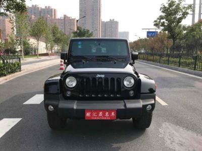 Jeep 牧马人  3.6 四门舒享版 Rubicon图片