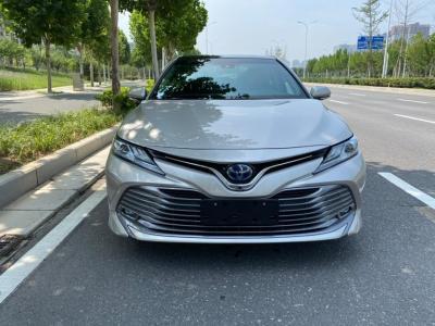 2019年7月 丰田 凯美瑞 改款 双擎 2.5HQ 旗舰版图片