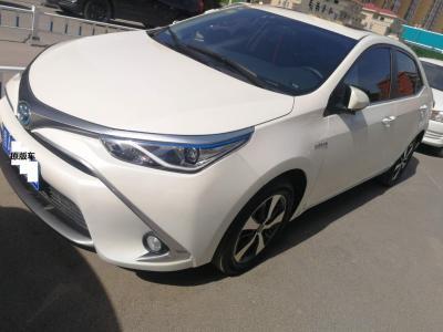 豐田 雷凌  2017款 改款雙擎 1.8H V CVT豪華版 國V圖片