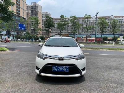 豐田 威馳  2015款 1.5L 自動智享星光版