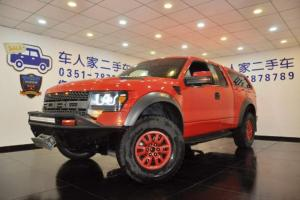 福特 猛禽  F-150 SVT Raptor SuperCrew 6.2
