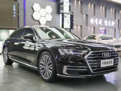 奥迪 奥迪A8  2018款 A8L 55 TFSI quattro豪华型