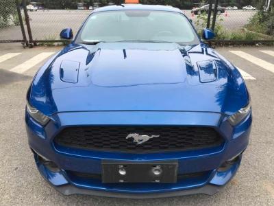 2017年6月 福特 Mustang(进口) 5.0L GT 运动版图片