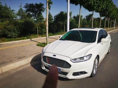 福特 蒙迪歐  2013款 2.0L GTDi200豪華型圖片