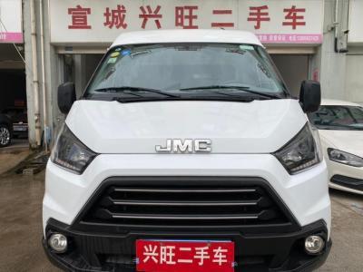 江鈴 特順  2017款 2.8T商運型短軸中頂3座JX493圖片