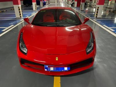 2018年11月 法拉利 488 488 GTB图片