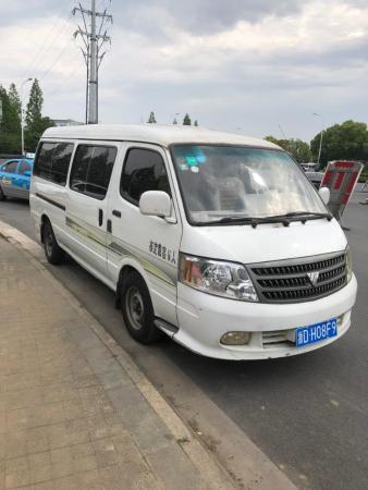 2010年8月福田 风景 快运 2.8t 柴油 长轴经典型