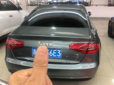2015年9月 奥迪 奥迪A4L  35 TFSI 百万纪念智领型图片