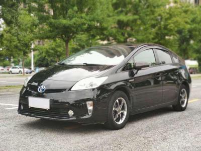 丰田 普锐斯  2012款 1.8L 豪华先进版