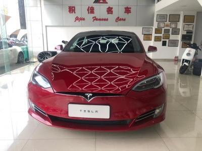 2018年9月 特斯拉 Model S  Model S 100D图片