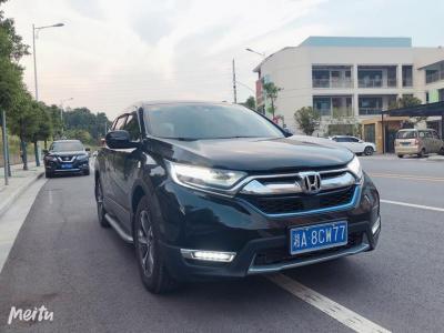 2019年6月 本田 CR-V 锐・混动 2.0L 两驱净速版 国V图片