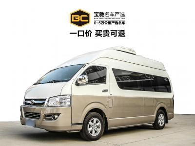 2015年2月 九龙 大MPV 2.4L汽油 基本型4RB2图片