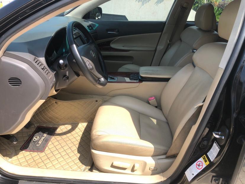 雷克萨斯 GS  2008款 300图片