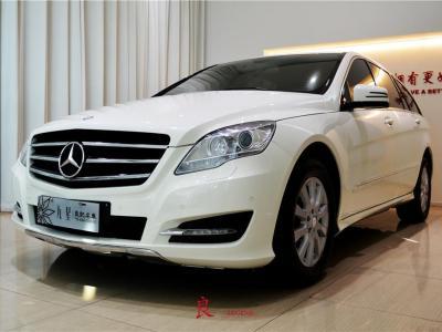 奔驰 奔驰R级  2011款 R 300 L 商务型