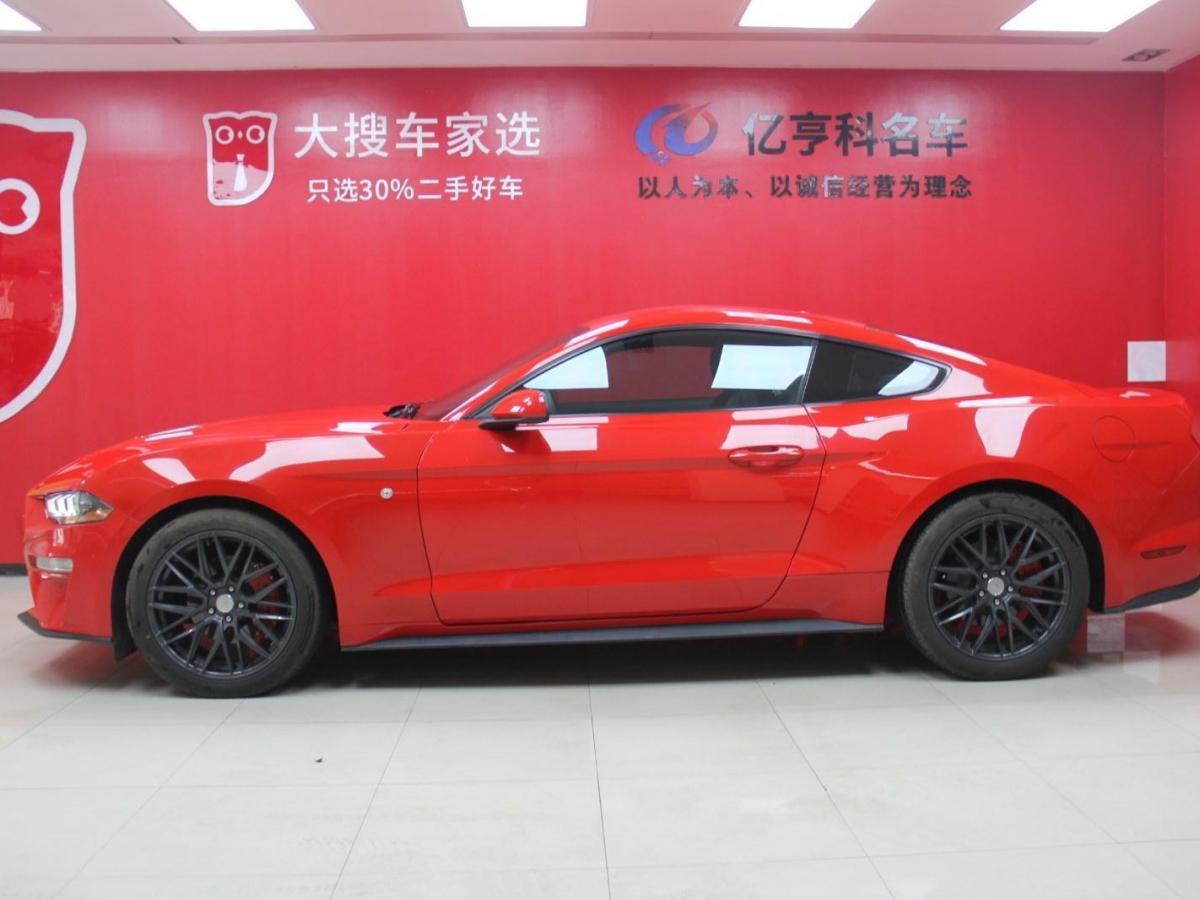 福特 Mustang  2019款 2.3L EcoBoost图片