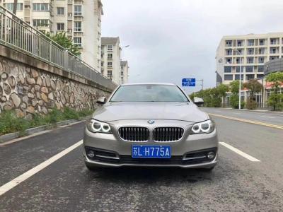 2015年8月 宝马 宝马5系  520Li 典雅型图片