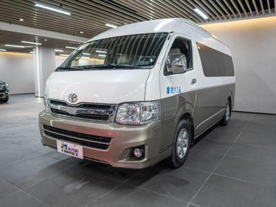 丰田 HIACE  2011款 2.7L自动标准版13座