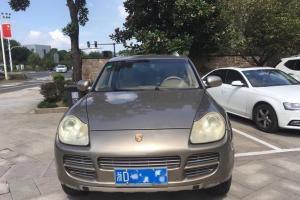 2007年7月 保时捷 Cayenne  Cayenne 3.2L AT图片