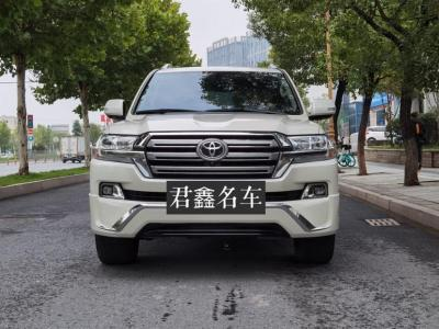 2019年12月 丰田 兰德酷路泽(进口) 4.0L 中东版图片