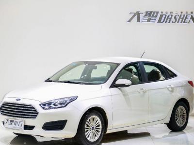 福特 福睿斯  2017款 改款 1.5L 自动舒适型