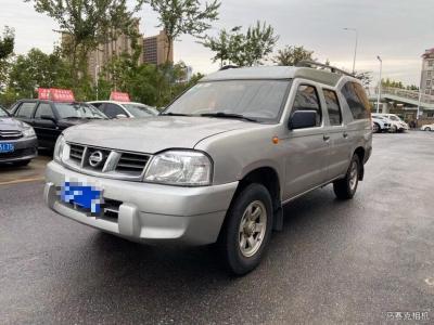 日产 ZN厢式车 2.4L两驱标准型5座ZN6493图片