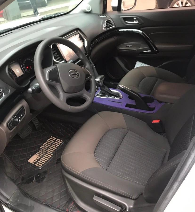 广汽传祺 GS4  2015款 200T G-DCT舒适版图片