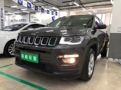 2017年6月 Jeep 指南者 200T 自动悦享版图片