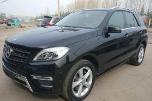 2015年10月 奔驰 M级 ML320 4MATIC 3.0T