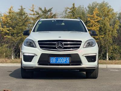 奔驰 奔驰M级  2012款 ML 300图片