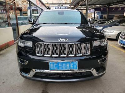 大切诺基(进口)图片 Jeep 3.6L 旗舰尊悦版