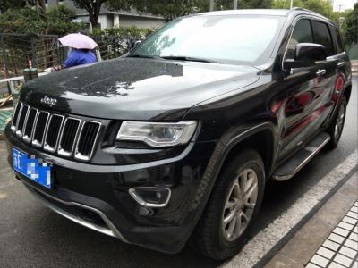 大切诺基(进口)图片 Jeep 3.0L 精英导航版