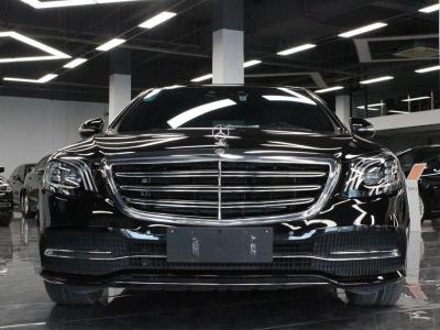 奔驰 奔驰S级(进口) S 350 L 尊贵型图片