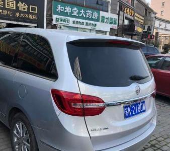 别克 GL8 豪华商务车 2.4 尊享版图片