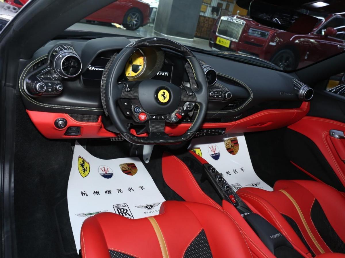 法拉利 Tributo  2019款  3.9T V8图片