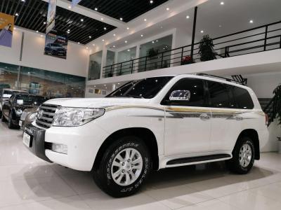 2012年7月 丰田 兰德酷路泽 2010款4500柴油版图片