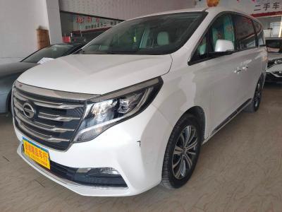 2018年8月 广汽传祺 GM8 320T 尊贵版图片
