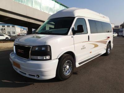 2013年2月 GMC SAVANA 6.0L 领袖级商务车图片