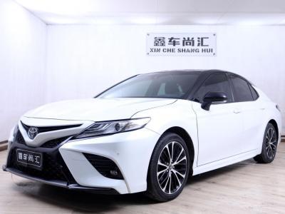 2018年6月 丰田 凯美瑞 2.5S 锋尚版图片