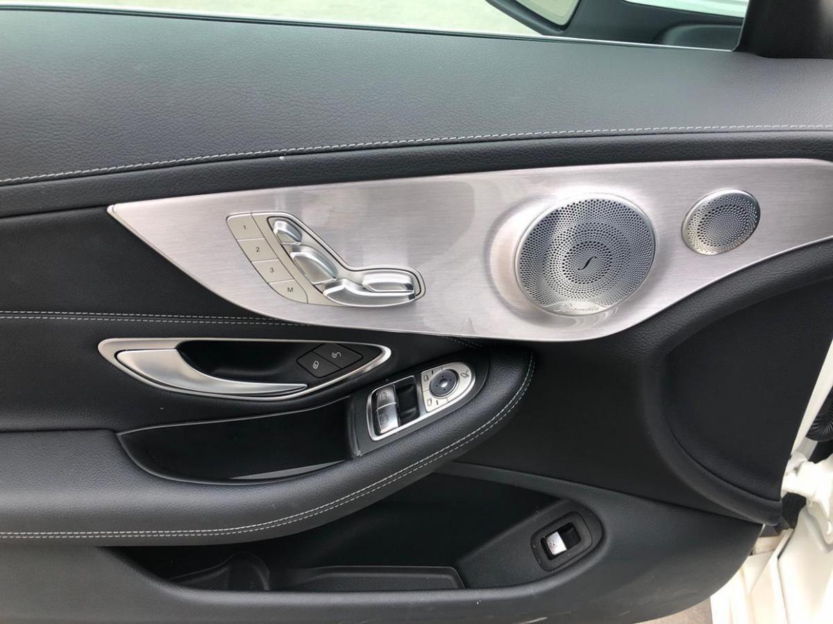 奔驰 奔驰C级  2018款 C 200 轿跑车图片